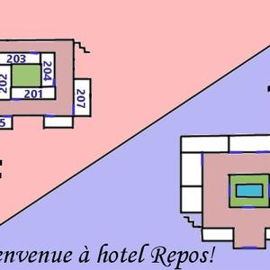 クトゥルフ神話TRPGシナリオ「Le Repos」
