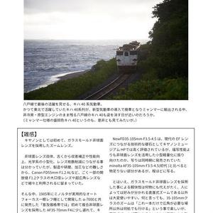 JC Junk Camera SONY α7の使い方(総集編)怒りのジャンクレンズ・ロード
