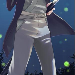 [桂小太郎]等身大タペストリーB(コタ誕4記念)