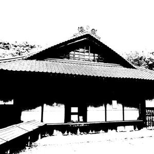 【素材】漫画背景/和風家屋/165枚