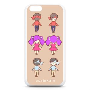 うさくさiPhone6 case & 6Plus case