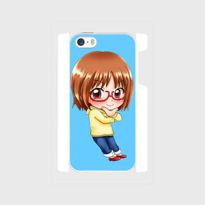 スマホケース/武田恵瑠々_iphone5,5s,se