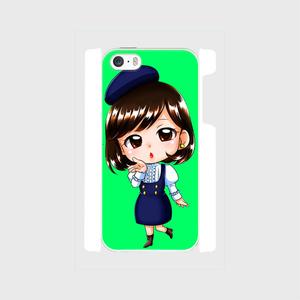 スマホケース/成田佳恵_iphone5,5s,se