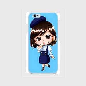 スマホケース/成田佳恵_iphone6,6s
