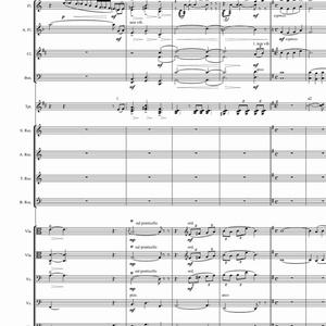 風鈴ぼるけいの レコーディングで使った楽譜詰め合わせ 2015-2016