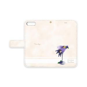 手帳型iPhone7Plusカバー カクテル・コナ