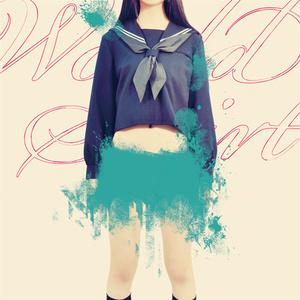 [1st mini album] World Skirt CD版