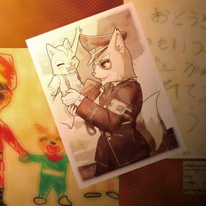 【スタフォイラスト集】宇宙の記憶