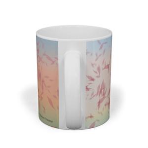 「桜咲く、あの丘で・・・」イメージマグカップ