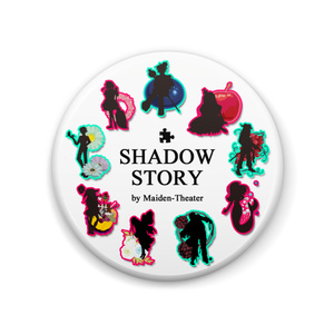 CD-00004 SHADOW STORY缶バッジ
