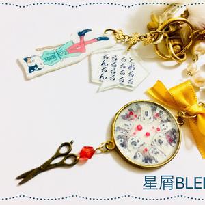 【ジョジョ】5部 バッグチャーム