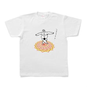 悪魔中年陣Tシャツ