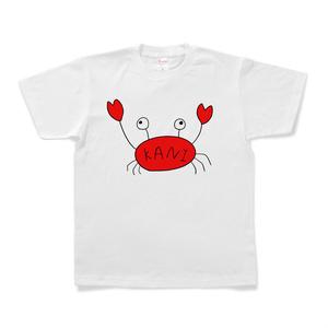 かにTシャツ