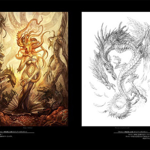 Aogachou Artworks 2