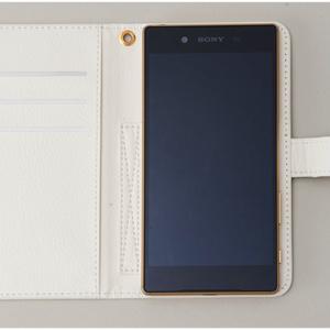手帳型アンドロイドケース+もちょっとバッテリー