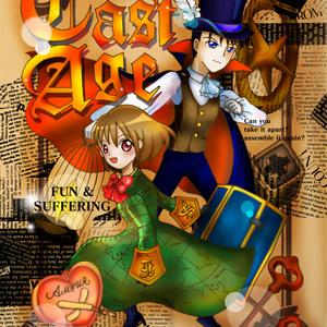 キャストパズル擬人化イラスト本「Cast Age」