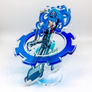 3Dアクリルフィギュア: Zeronia