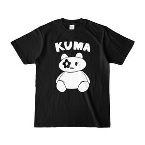 かわいいクマのTシャツ