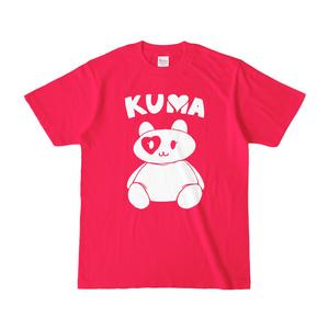 かわいいクマのTシャツ2