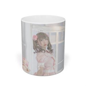 雨情華月オリジナルマグカップ