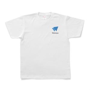 WanayaワンポイントロゴTシャツ・縦バージョン(SRT-ZX7-1S-OLV)