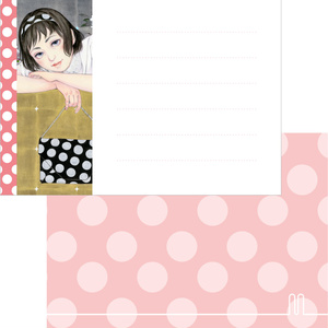 「Loves dot」メモ用紙 2種セット