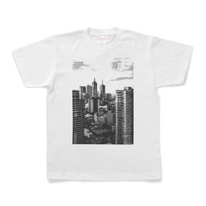 イラストTシャツ ビル
