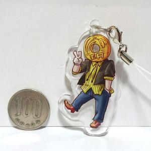 五円ちゃん アクリルキーホルダー