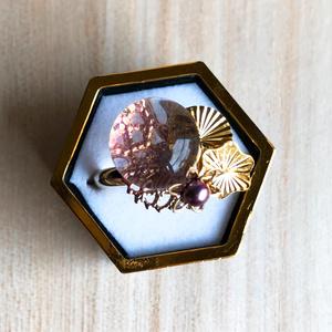 【へし切長谷部イメージ】若紫の忠義(リング)