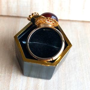 【大倶利伽羅イメージ】孤高の真紅の指輪