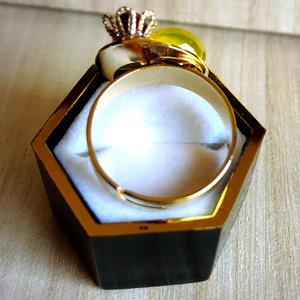 【三日月宗近イメージ】十六夜の月の指輪
