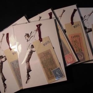 薩摩スチューデント絵葉書20枚セット