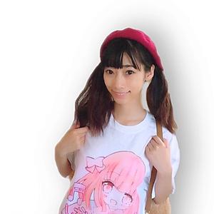 真白しおりTシャツ