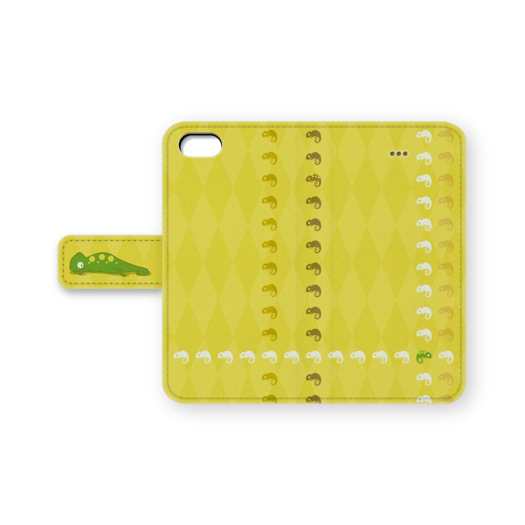 senaleon(iPhone5・6・6Plus)手帳型ケース