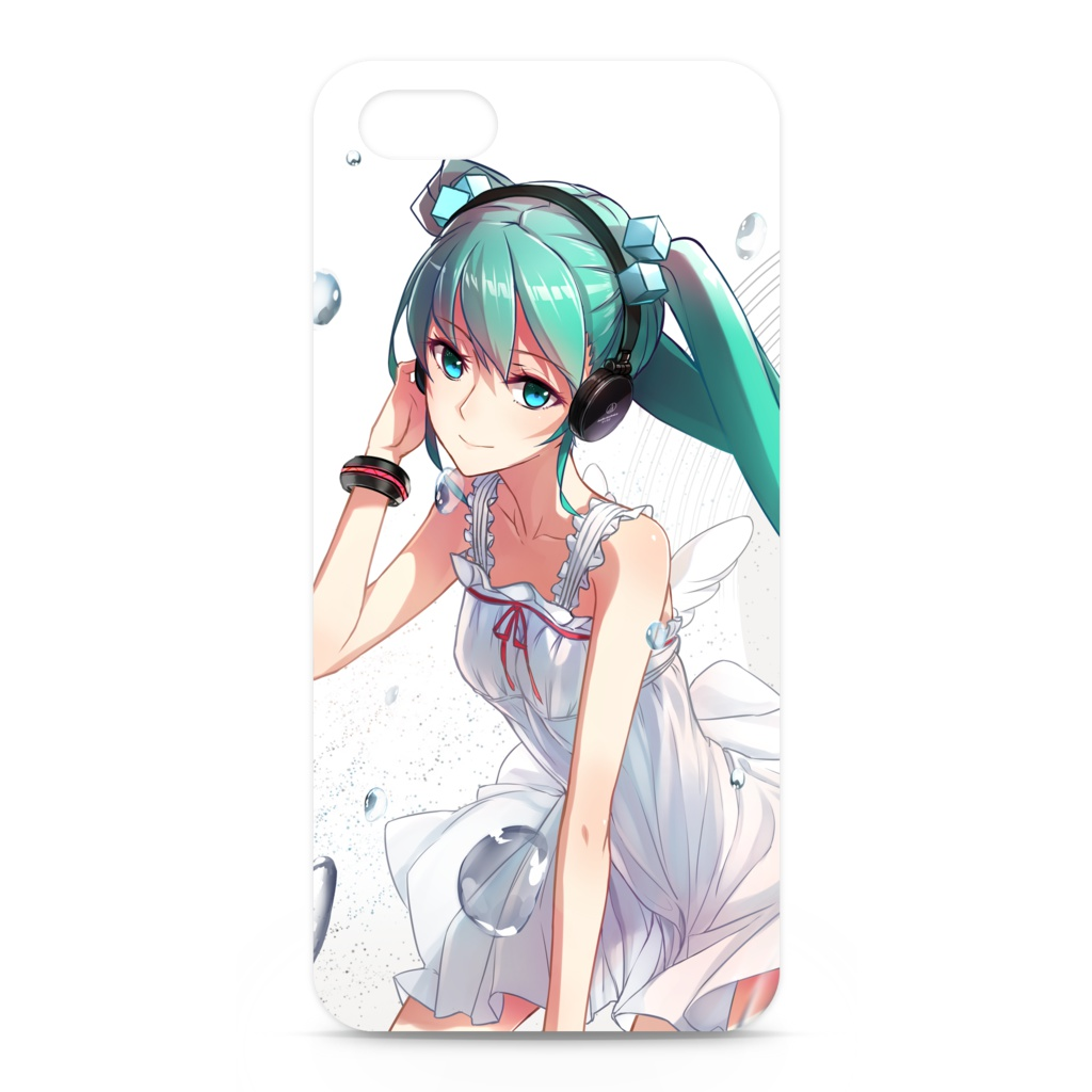 「ECHO」iphone5ケース