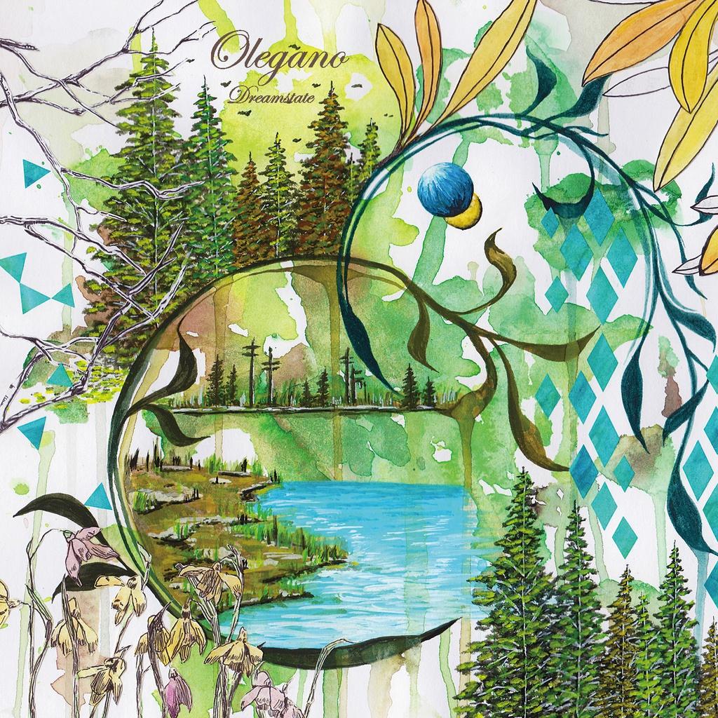 Olegano - Dreamstate