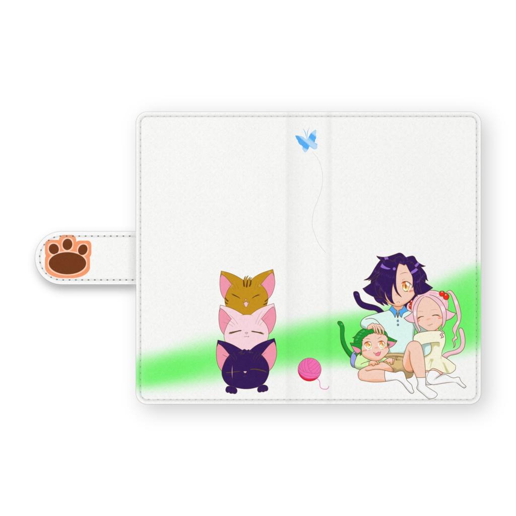 兄弟猫Androidケース