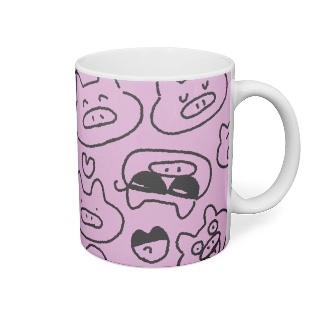 ブヒ子のカップ