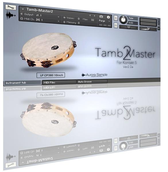 Tamb-Master 2 for Kontakt 5